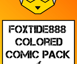 manga Foxtide888 Colored Comic Pack 04, pheromosa , western , nakadashi  pokemon - pocket monsters