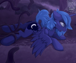 manga Princess Luna Tentacle Rape, princess luna , western , furry