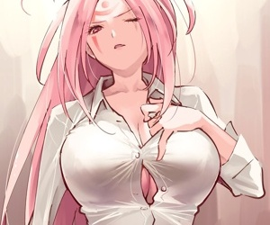 manga Guilty Gear Collection - part 11, baiken , dizzy , blowjob , big breasts