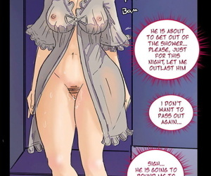 manga Insatiable Husband 1 - part 4, ahegao , milf