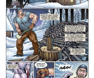 manga Deimos - Dead Of Winter 1, rape , yaoi  gay & yaoi