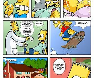 the simpsons hentai manga