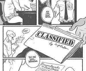 manga Classified, bondage , yaoi