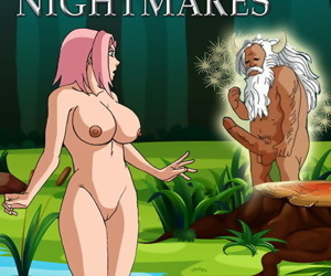 manga Super Melons- Wet Nightmares, blowjob , milf