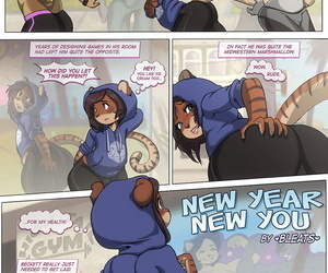 manga New Year New You, blowjob , anal
