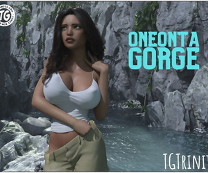 manga TGTrinity- Oneonta Gorge, blowjob , transformation