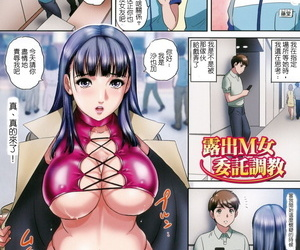 chinese manga MON-MON Roshutsu M-jo Itaku Choukyou.., blowjob , big breasts
