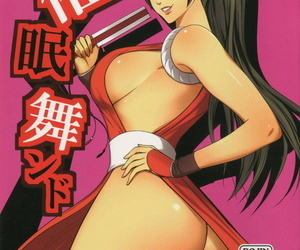english manga Bonnou Honpo kodamashi Saimin Mind.., andy bogard , mai shiranui , big breasts , nakadashi