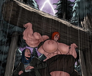 manga MuscleFan – The Strong Shall Survive.., milf , muscle