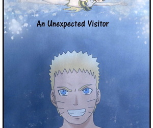 manga Tenshi – An Unexpected Visitor Naruto, sole female , cheating