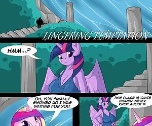 manga Temptation 7 - Lingering Temptation -.., furry , Futanari  my-little-pony