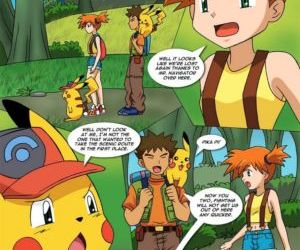 manga The New Adventures Of Ashchu 1 - part 7, furry  pokemon