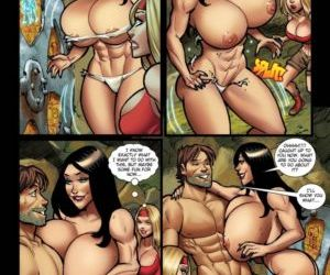 manga Wheel Of Change - part 2, breast expansion , threesome  breast-expansion