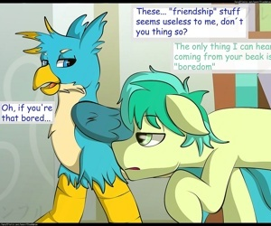 manga Boring Days - part 5, furry , my little pony  yaoi