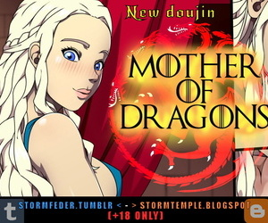 manga StormFedeR Mother of Dragons - Madre.., daenerys targaryen , western  nakadashi