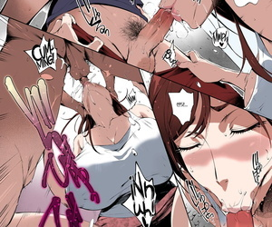 korean manga Oltlo Kage no Tsuru Ito Torokase.., blowjob , big breasts  uncensored